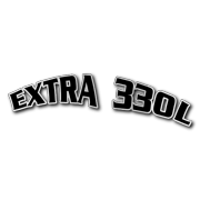 Extra 330 Decal