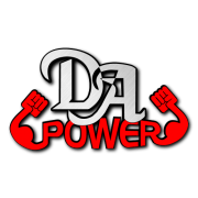 DA Power Decal
