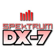 Spectrum DX6 or DX7 Decal