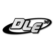 DLE 30 Decal