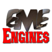 EME Engines Decal