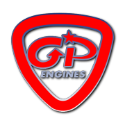 GP Engines Decal