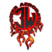 3W Flame Decal