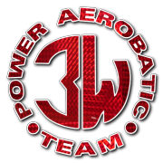 3W Power Aerobatic Decal Decal