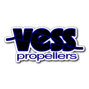 Vess Propellers Decal