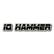 iq hammer Decal