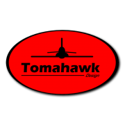 tomahawk designs Decal