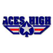 aces high Decal
