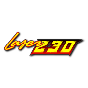 Laser 230 x1 Decal