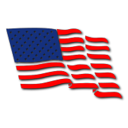 Flag Right Decal