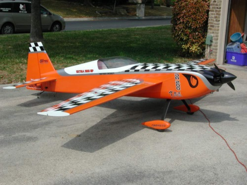 52% Aerotech Extra 300- AWESOME-