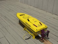 Cool R/C Speedboat