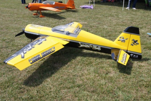 Custom built Carden Yak54