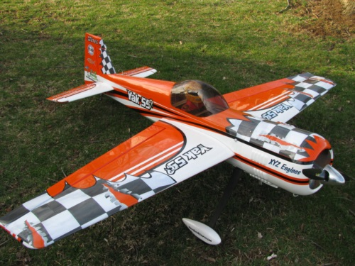 DawhHouse yak55sp with digital graphics along with some standard vinyl work.