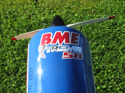 BME Xtreme 58 decal
