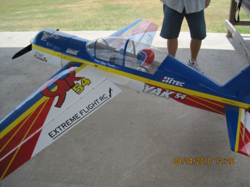 Extreme Flight Yak 54