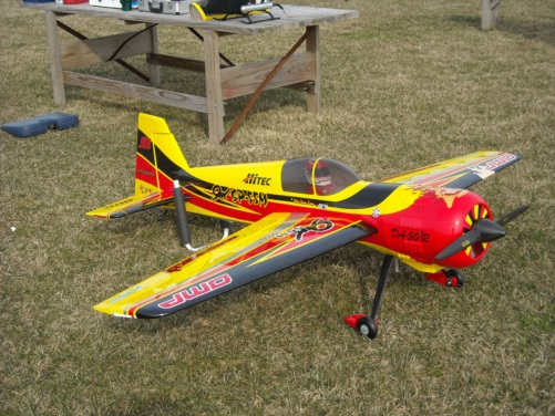 OMP Yak 55 graphics package