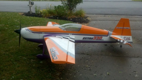 Light weight Carden Extra 330