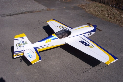 Performance Aircraft Unlimited Extra 300 graphics