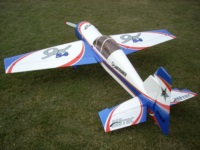 Clean looking blue Pilot Yak 54