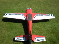 30% Pilot RC Extra 300 with basic graphics package