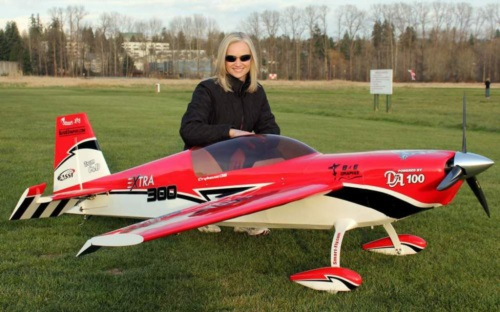 Aeroworks Extra 300 with our graphics