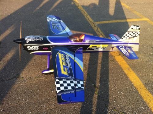 Beautiful Purple Pilot Rc Edge 540 At Bandegraphix Com
