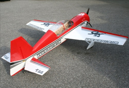 Custom Extreme Flight Yak 54