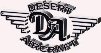 3D Desert Aircraft - black rc digital decal