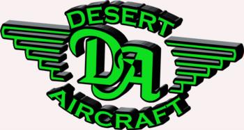 3D Desert Aircraft - green rc digital decal
