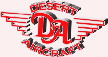 3D Desert Aircraft - red rc digital decal