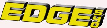 3D Edge 540 - yellow rc digital decal
