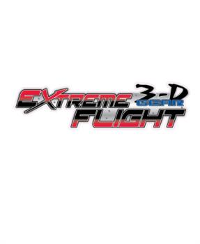 Extreme Flight 3D Gear rc digital decal