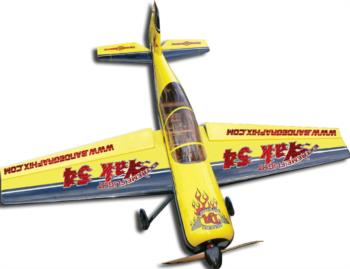 Extreme Flight Yak54  Graphic Package