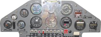 Instrument Panel 1 rc digital decal