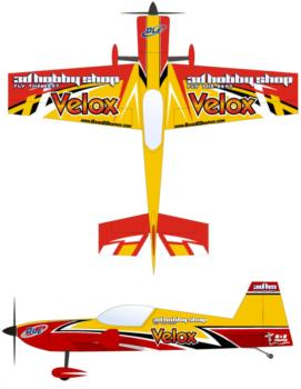 3DHobbyshop Velox Revolution2 Graphic Package