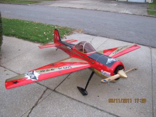 Aeroworks Yak 55 At Bandegraphix Com