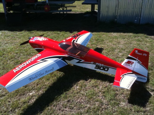 100cc Aeroworks Extra 300 At Bandegraphix Com