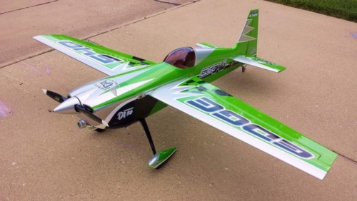 Pilot Edge 540 Green Thrush At Bandegraphix Com