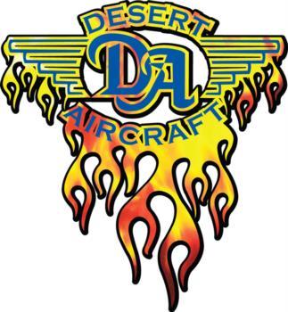 Digital Desert Aircraft Decal Package